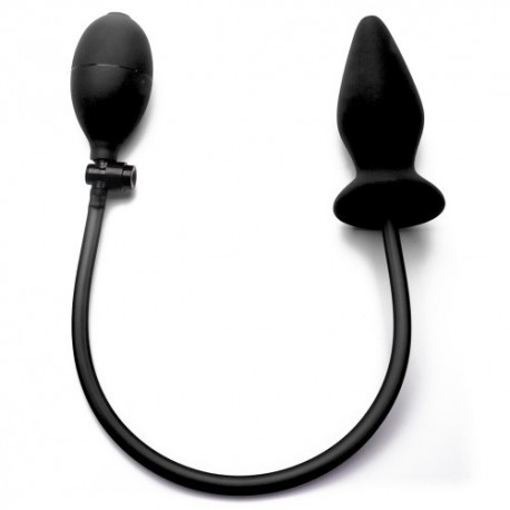 Juguetes - llevar un plug anal todo el da puesto - Sexo