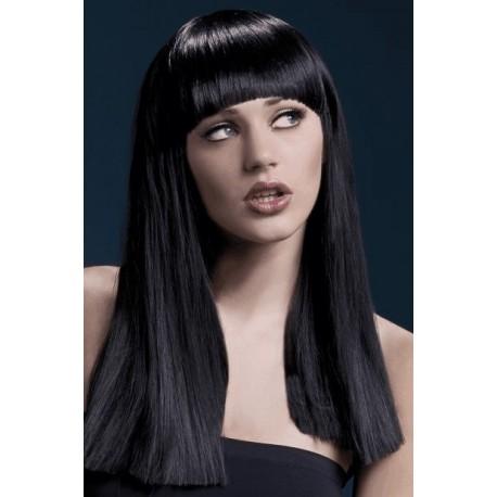 ALEXIIA BLACK WIG