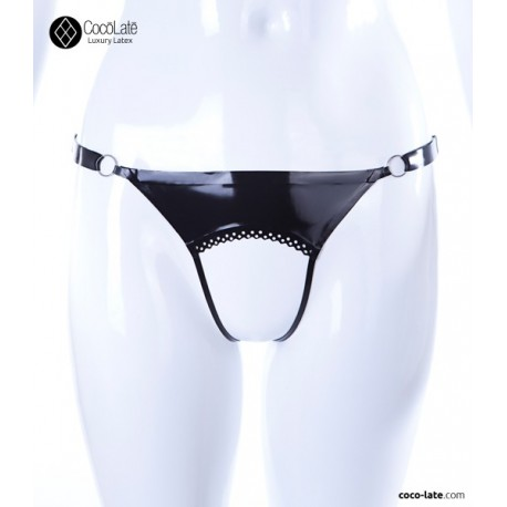 TANGA LATEX LUXE