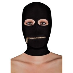 EXTREME ZIPPER MASK