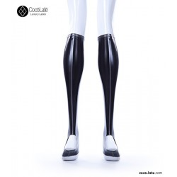 CALCETINES LATEX CON CONTRASTE