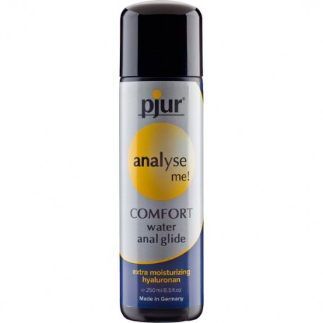 PJUR ANALYSE ME COMFORT WATER  250 ML.