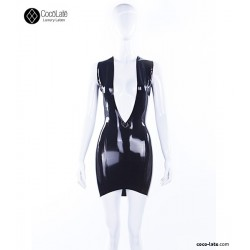 MINI VESTIDO LATEX V