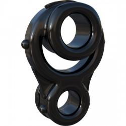 IRONMAN TRIPLE RING BLACK