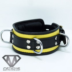 COLLAR TRIPLE AMARILLO
