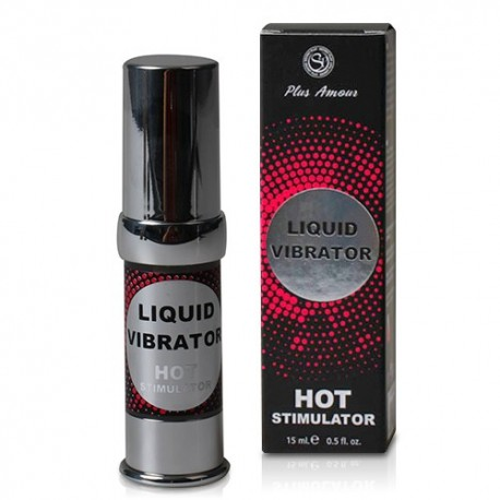 GEL LIQUID VIBRATOR HOT