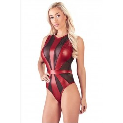 BODY WITH NET INSERTS