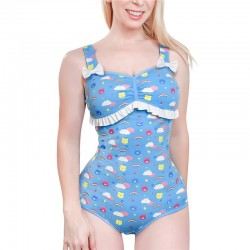 TEDDY FRIENDS ONESIE