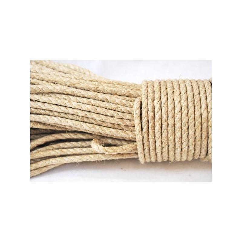 cuerda de caamo