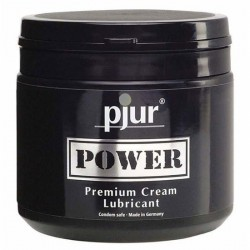 PJUR POWER CREMA LUBRICANTE  500 ML