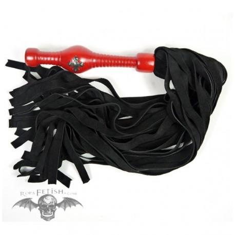 FLOGGER BLACK& RED
